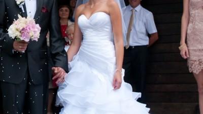 Suknia ślubna MAXIMA rozmiar 36