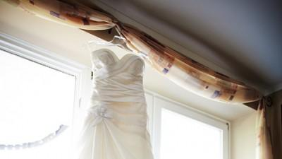 Suknia ślubna MODECA r.36
