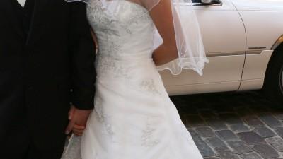 Suknia Ślubna Model Australe