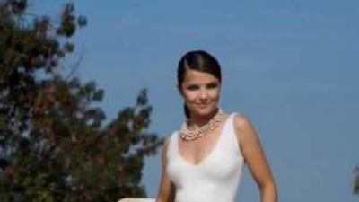 Suknia ślubna model Chanell III Viola Piekut