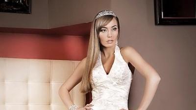 Suknia Ślubna Model KIM, ANNAIS 2009, NIEUŻYWANA