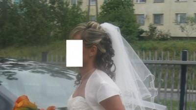 Suknia ślubna model Levante