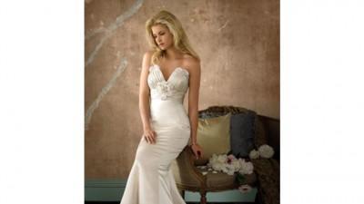 Suknia Ślubna Model Rybka na wzór Alvina Valenta 9658
