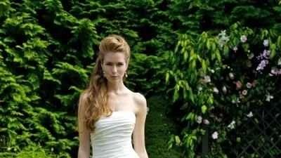 Suknia ślubna - model Sincierty 3349
