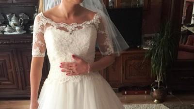 Suknia ślubna Mon Cheri 114275 Patmore David Tutera