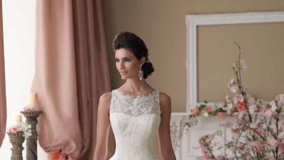 Suknia ślubna MON CHERI by David Tutera - Isabel 114273
