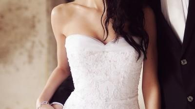 Suknia ślubna Mon Cheri Jolie xs