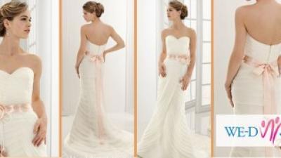 Suknia Ślubna Mori Lee 2322
