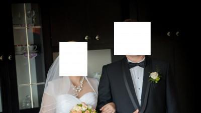 Suknia ślubna mori lee 4866