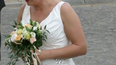 Suknia ślubna Mori Lee 6727: 110/95/115