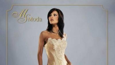 Suknia ślubna MS Moda+gratisy