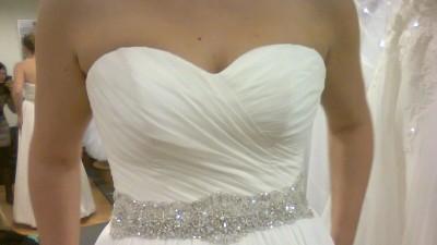 suknia ślubna muslin