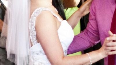 Suknia ślubna na wzór Cassia Maggie Sottero