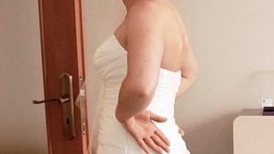 Suknia ślubna NABLA model LYNELLE + gratisy