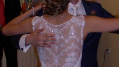 Suknia ślubna Nabla rozm. 34