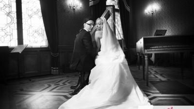 Suknia ślubna Najna