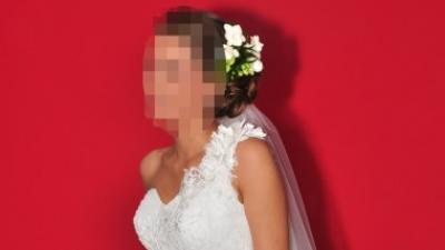 Suknia ślubna NAOMI firmy MS MODA