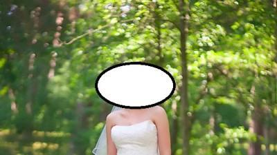 Suknia ślubna Nerella z kolekcji 2011