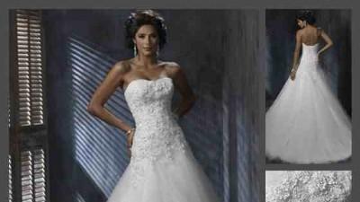 Suknia ślubna NORA Maggie Sottero Oryginał