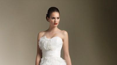 Suknia ślubna nowa Justin Alexander