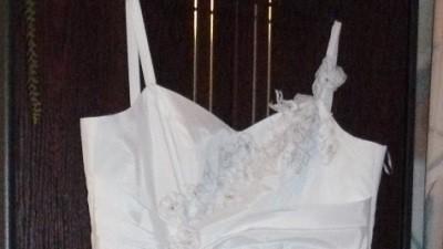 Suknia ślubna nowa szyta na miare