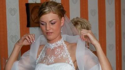 suknia ślubna o nietypowych rozmiarach