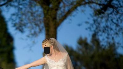 Suknia ślubna ,okazja