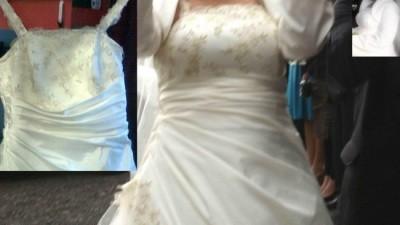 suknia slubna okazja!!!!!