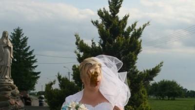 suknia ślubna okazja zapraszam do zakupu