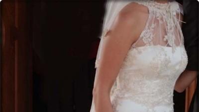 Suknia Ślubna Opium z kolekcji romantica 2010
