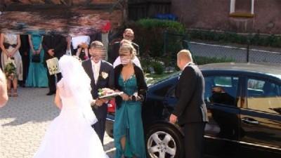 Suknia ślubna OreaSposa 2011