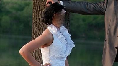Suknia ślubna - oryginalna i niespotykana!