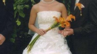 Suknia ślubna PAPA MICHAEL CAHORS rozm. 36