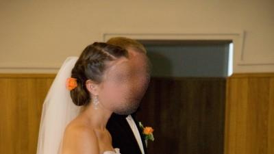 Suknia ślubna papilio 1228