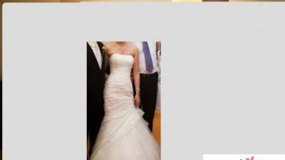 suknia ślubna Peralta kolekcja San Patrick 2009