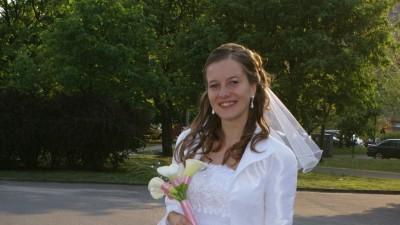 Suknia ślubna piękna!