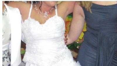 suknia ślubna pilne!!!!!