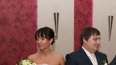 Suknia ślubna - PLISA, rozm. 40