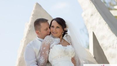 Suknia ślubna podkreślająca Twoje piękno.