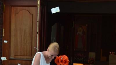 Suknia ślubna Poznań Ecru