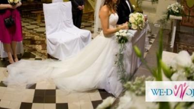 Suknia ślubna Princess 36, GRATiSY