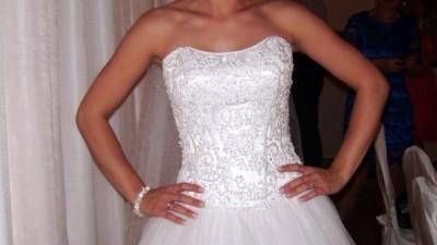 Suknia ślubna princessa 2014