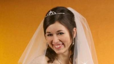 Suknia ślubna princessa cekiny 2011 model