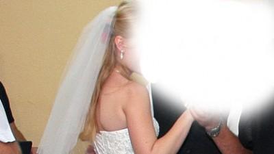 Suknia ślubna, princessa, rozm. 36/38, wzrost 170/180 cm, biała, wiązana