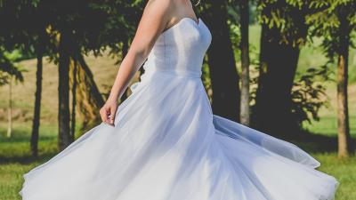 Suknia Ślubna Princessa Rozmiar 38-40 Biżuteria GRATIS