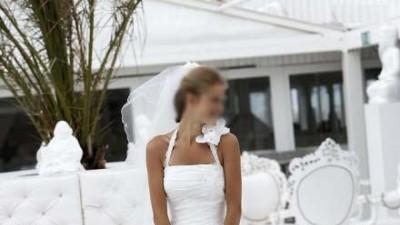 suknia ślubna princessa, rybka, rypka, grecka