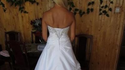 Suknia ślubna PRISCILLA! MUSISZ JĄ ZOBACZYĆ!!! :)