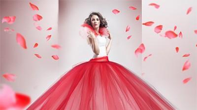 Suknia ślubna projekt autorski Atelier Stylu Ariadna