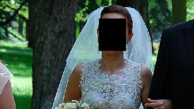 Suknia ślubna projektanta Tomasza Rogali – rozm. 38