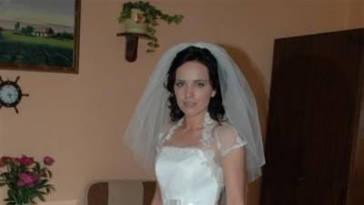 Suknia Ślubna Promesa